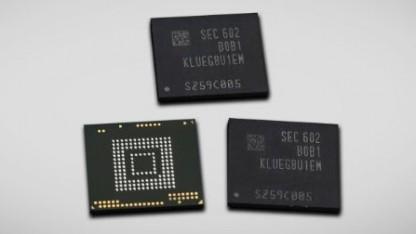 Universal Flash Storage mit 256 GByte