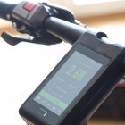 Smart Bike im Hands on: Carbon-Rahmen und Android-Konsole