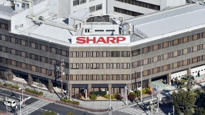 Sharp-Hauptsitz