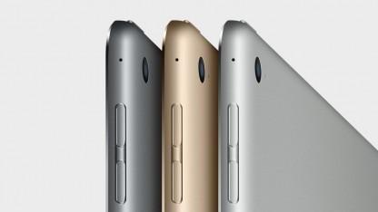 Bald soll es auch ein kleines iPad Pro geben.