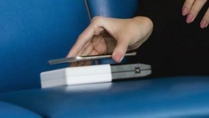 Der Zap&Go 5 Minute Charger kann drei Geräte gleichzeitig laden.