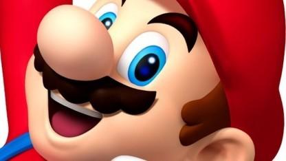 Firmenmaskottchen Mario