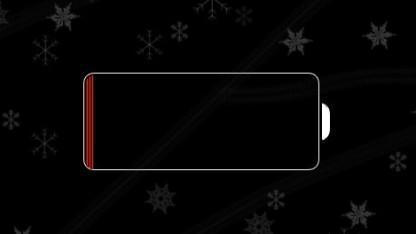 Manche iPhone 6S schalten bei Kälte unvermittelt ab.
