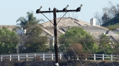 Mast von AT&T
