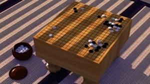 Go ist ein enorm komplexes Brettspiel.