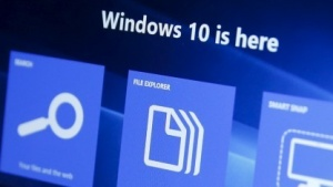 Windows 10 wird als empfohlenes Upgrade angeboten.