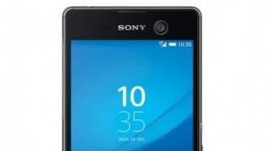 Das neue Sony Xperia M5 hat eine hochauflösende Frontkamera.