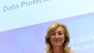 Die CNIL-Chefin Isabelle Falque-Pierrotin