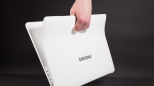 Samsungs Galaxy View ist gewaltig.