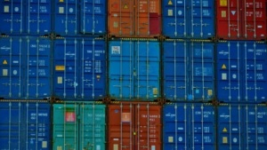 Docker wechselt Basis des Container-Images.