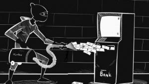 Kriminelle greifen vermehrt die Infrastruktur von Banken an.