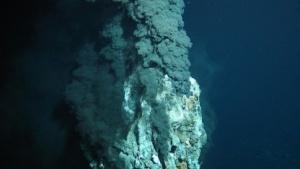 Schwarzer Raucher: Der Run auf unterseeische Rohstoffe hat begonnen.