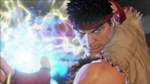 Artwork von Street Fighter 5