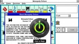 Monopoly Deluxe läuft unerträglich langsam.
