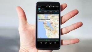 App Myshake: Das Smartphone muss nicht öfter geladen werden.