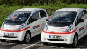 Elektroautos von Flinkster