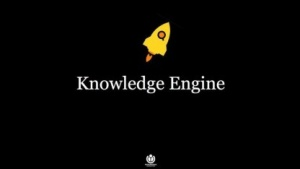 Logo der Knowledge Engine vom Juni 2015