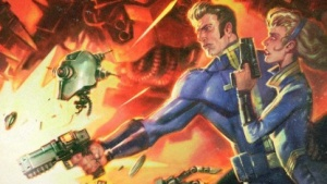 Artwork von Fallout 4 - Automatron