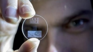 Speicher aus Glas: hält drei Mal so lange wie unser Sonnensystem.