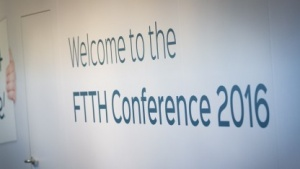 Am Eingang des FTTH Council