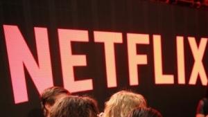 Netflix-App mit neuer Einstelloption