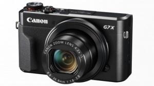 Kompaktkamera Powershot G7 X Mark II: nimmt Zeitrafferfilme auf