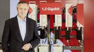 Vodafone-Chef Hannes Ametsreiter
