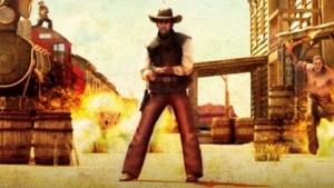 Artwork des Gameloft-Spiels Wild West Guns