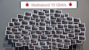 Vodafone zeigt 5G-Technik