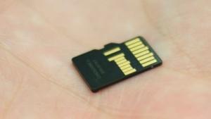 Schnelle Micro-SD-Karten brauchen ein paar Extrakontakte.