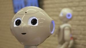 Roboter Pepper (Symbolbild): Wie der Protagonist einer Geschichte zu handeln, ist gut.