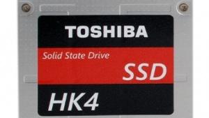 Toshibas Enterprise-SSDs der HK4-Serie