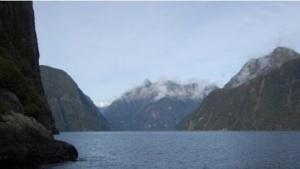 Ist das ein Fjord in Norwegen oder in Neuseeland? Google weiß es.