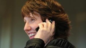 Angeblich vom BND überwacht: die EU-Außenbeauftragte Catherine Ashton