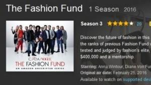 The Fashion Fund gibt es für alle Amazon-Kunden kostenlos.