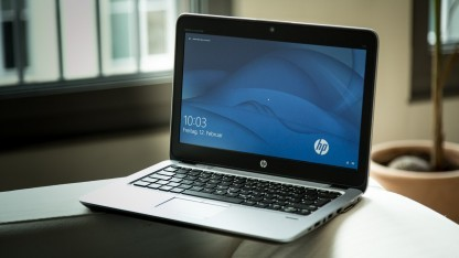 HPs Elitebook 725 G3 mit Carrizo-Chip im 12,5-Zoll-Formfaktor