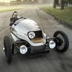 Morgan EV3: Kultiges Elektrodreirad mit 240 km Reichweite