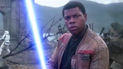 John Boyega als Finn in Star Wars Episode 7