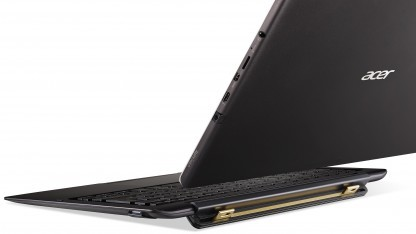 Acers Gold Hinge ist für die Datenübertragung gar nicht verantwortlich.