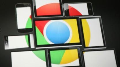 Die Google-Apps lassen sich bald nur noch direkt in Chrome starten.