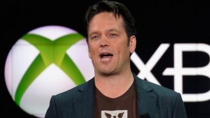 Phil Spencer von Microsoft auf der E3 2015