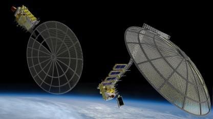 3D-Druck-Roboter Archinaut: 2018 auf die ISS