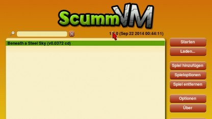 ScummVM ist, anders als der Name vermuten lässt, keine VM.