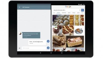 Android N erhält einen Mehrfensterbetrieb