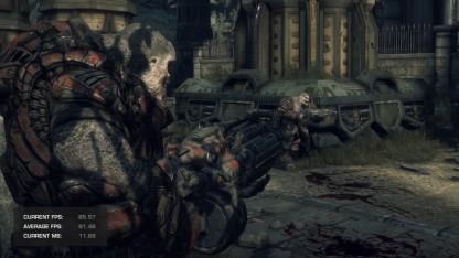 D3D12-Benchmark von Gears of War