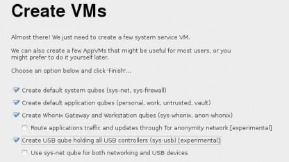 Die Einrichtung von VMs soll jetzt deutlich einfacher sein.