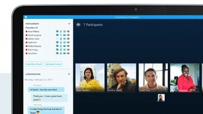 Mit Project Rigel will Microsoft kollaborative Skype-Meetings in mehr Konferenzräume bringen.