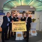 Kevag Telekom: Glasfaser-Backbone im Westerwald errichtet