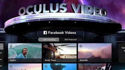 Oculus Social Features