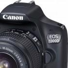 Canon EOS 1300D: Canon ermöglicht günstigen Einstieg in die DSLR-Welt